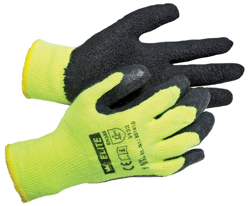 Rukavice zimní latex-akrylové Thermo-Grip ELITE