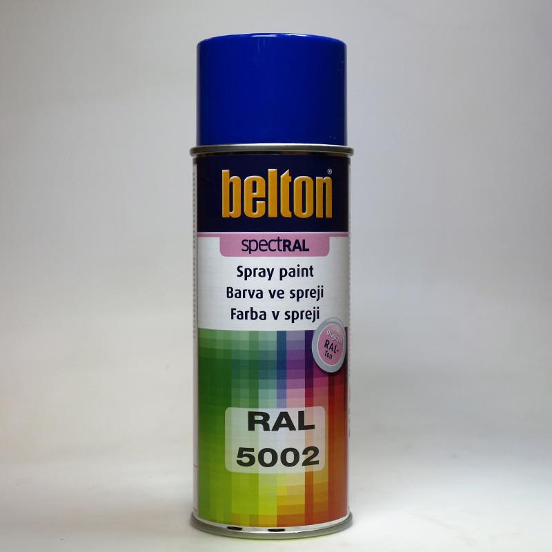 Barva ve spreji Belton SPECTRAL RAL 5002 ultramarínová