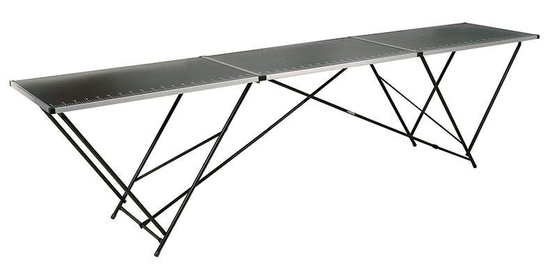 Stůl tapetovací Alu Standard Profi