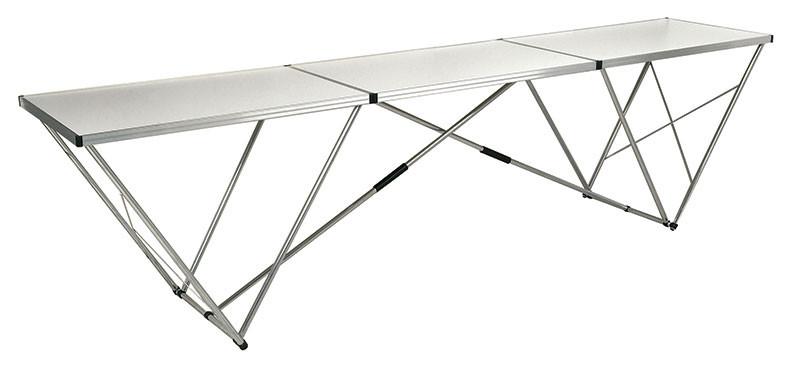 Stůl tapetovací Alu-Tec  Profi
