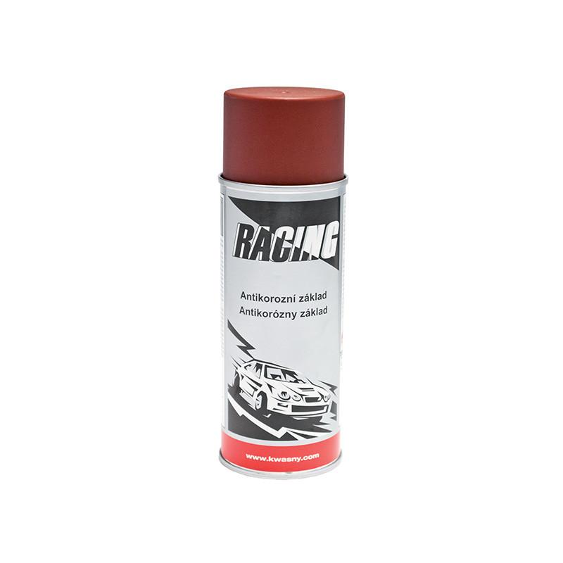 Sprej antikorozní základ červenohnědý RACING 400 ml