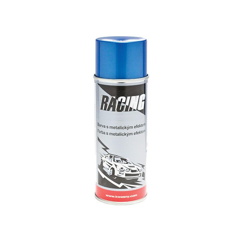 Barva s metalickým efektem ve spreji RACING 400 ml
