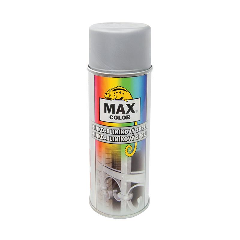 Zinkohliníkový sprej MAX COLOR 400 ml
