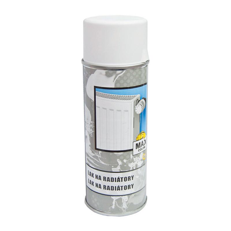 Lak na radiátory MAX COLOR 400 ml