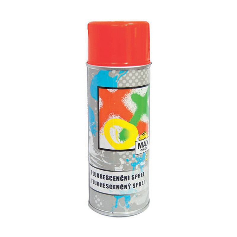 Fluorescenční sprej MAX COLOR 400 ml