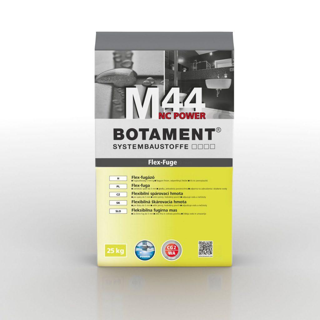Spárovací hmota BOTAMENT M 44 NC POWER 25 kg