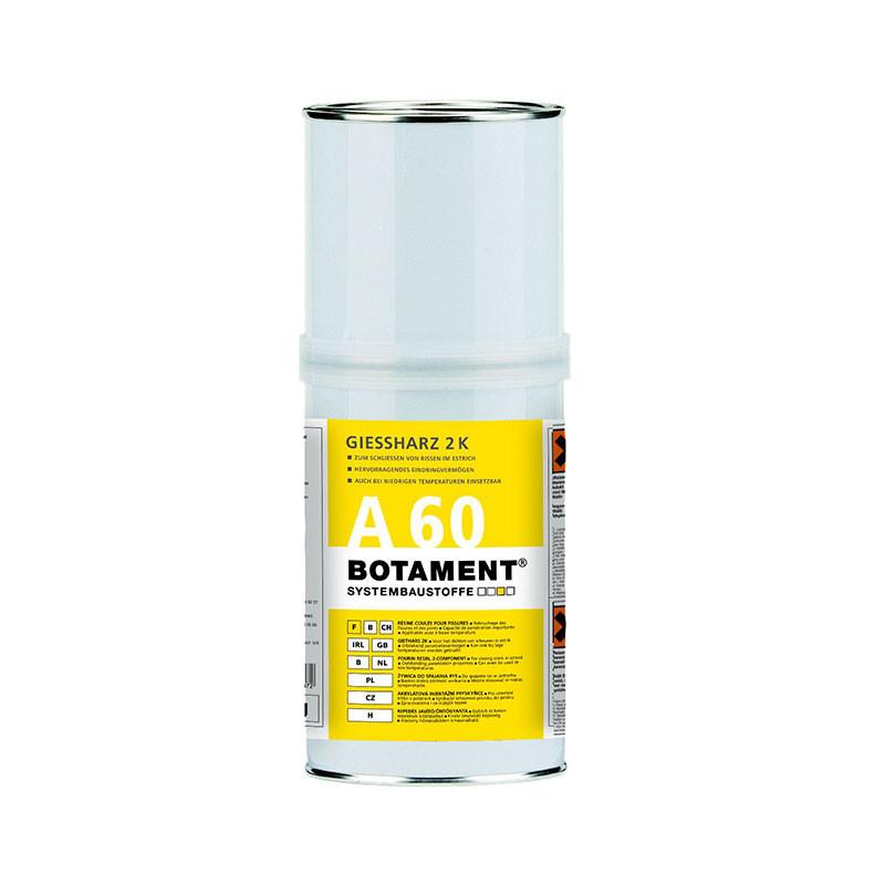 Akrylátová injektážní pryskyřice BOTAMENT A 60 1 kg