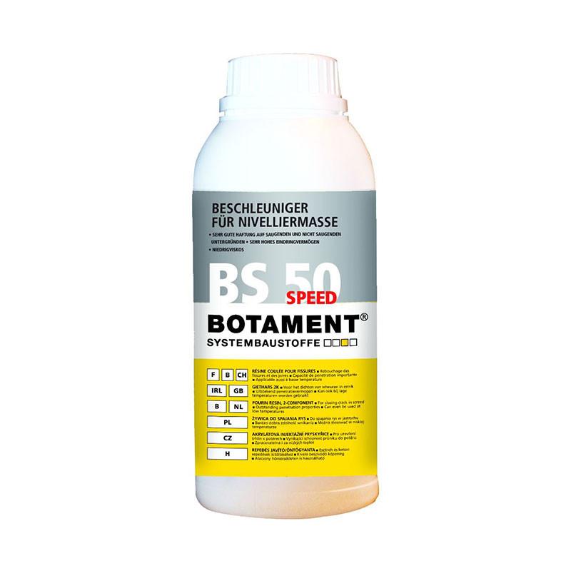 Urychlovač pro samonivelační stěrky BOTAMENT BS 50 500 ml
