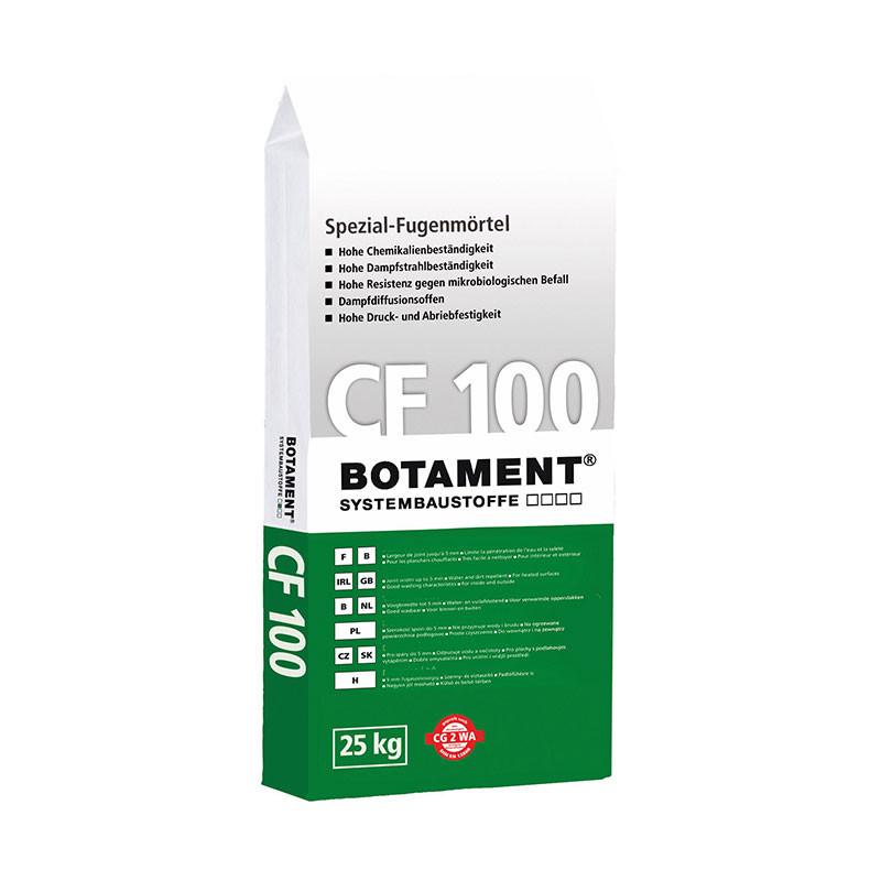 Speciální spárovací hmota BOTAMENT CF 100 25 kg