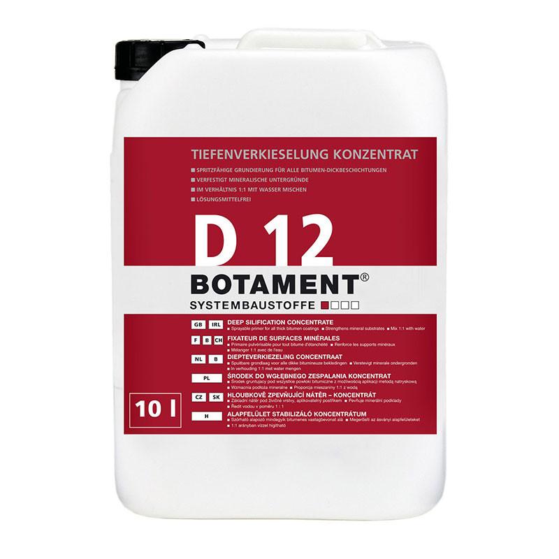 Penetrace pro hloubkové zpevnění BOTAMENT D 12 10 l