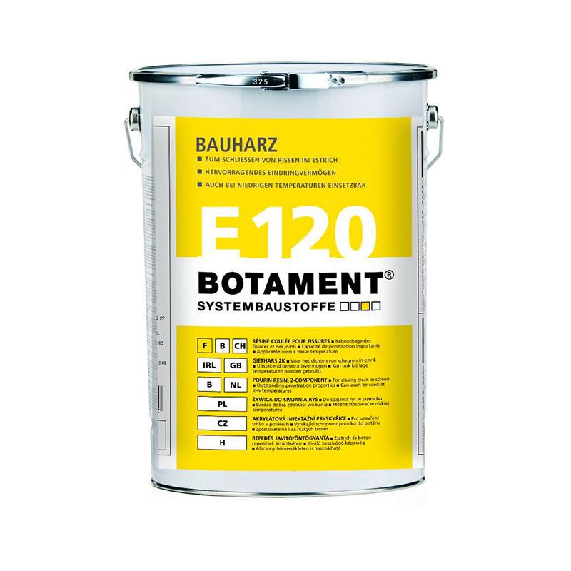 Epoxidový dvousložkový základní nátěr BOTAMENT E 120 10 kg