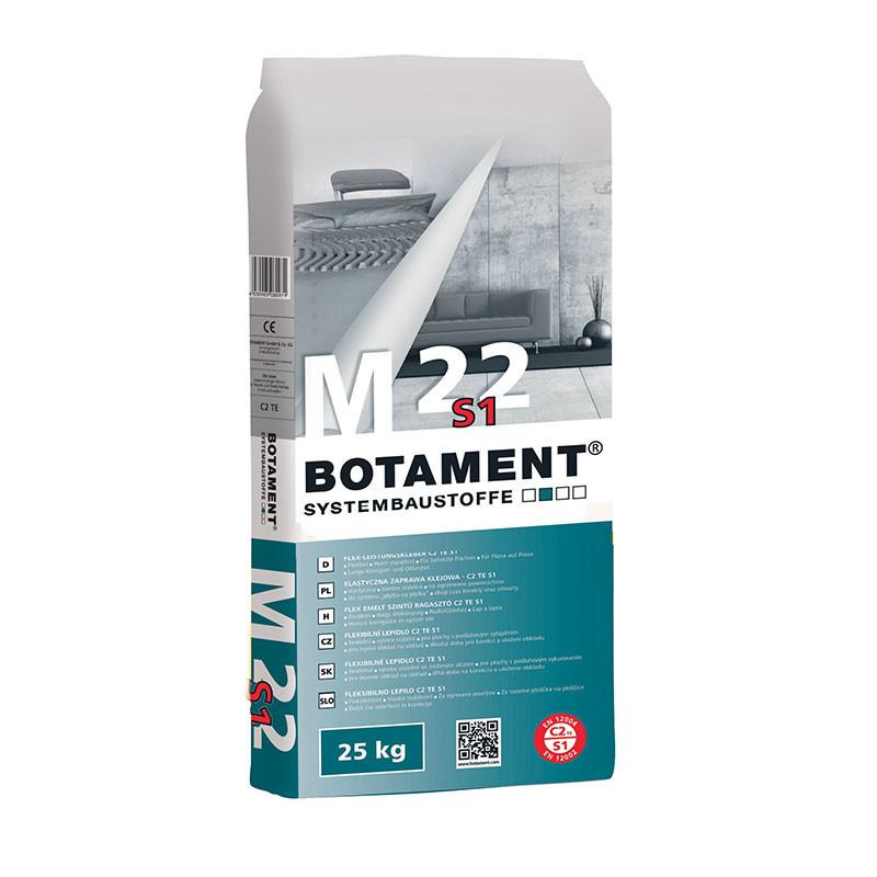 Flexibilní lepidlo BOTAMENT M 22 25 kg