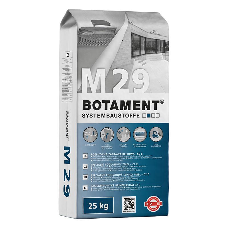 Speciální podlahový tmel BOTAMENT M 29 25 kg