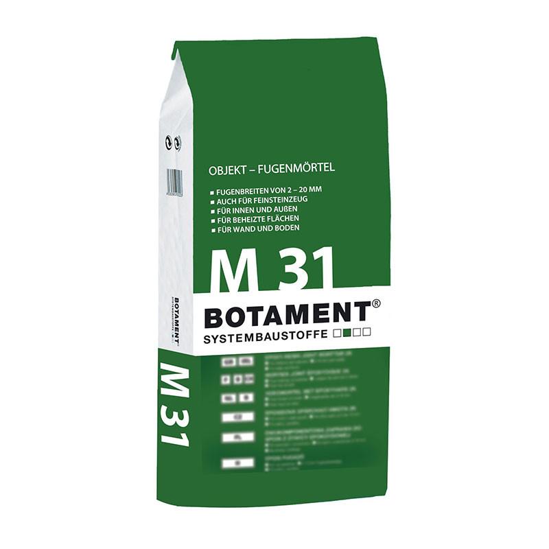 Spárovací hmota BOTAMENT M 31 25 kg