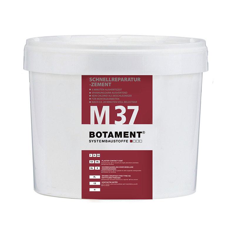 Rychlovazný opravný cement BOTAMENT M 37 13 kg