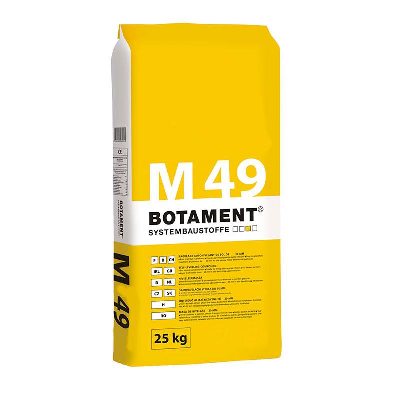Samonivelační stěrka BOTAMENT M 49 25 kg