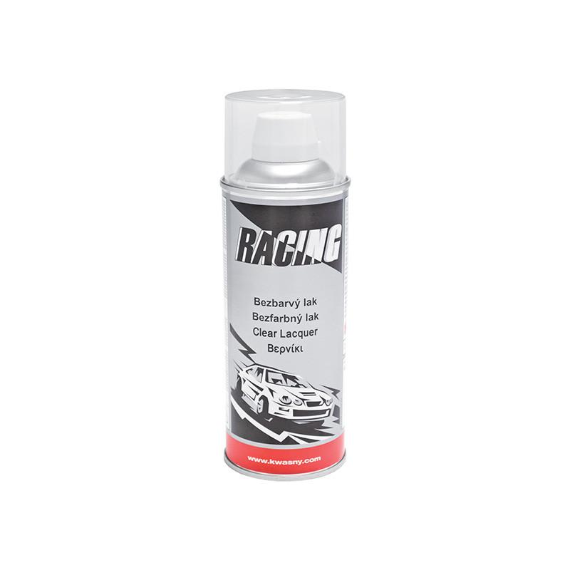 Bezbarvý lak ve spreji RACING 500 ml