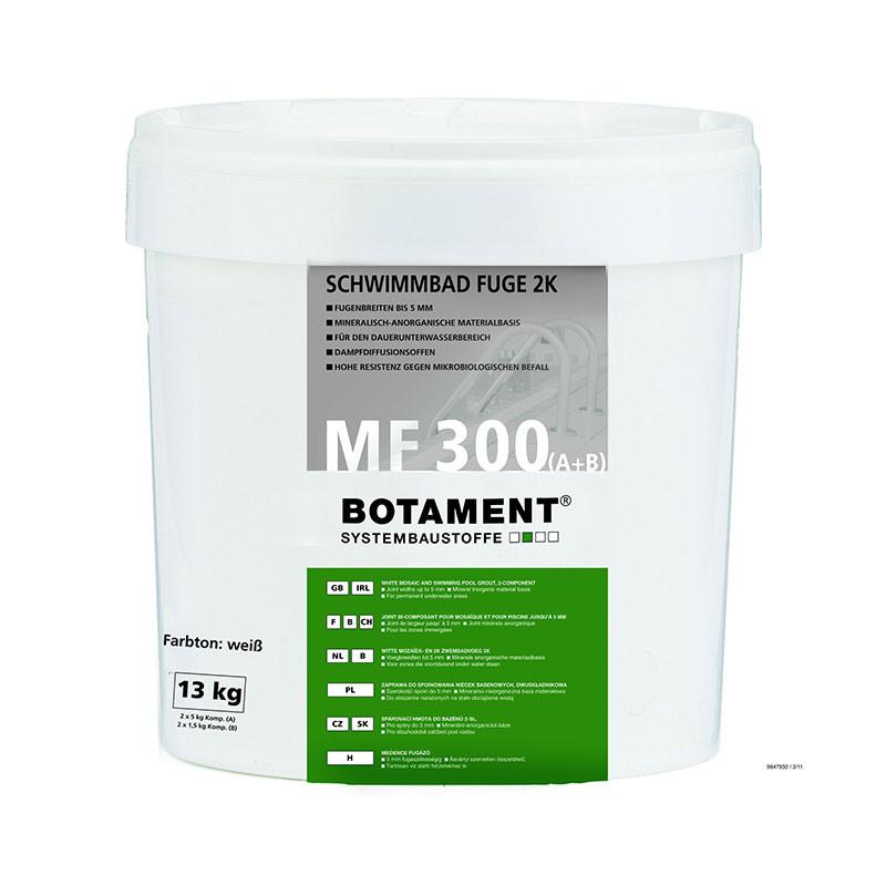 Bazénová spárovací hmota pro mozaiky BOTAMENT MF 300 13 kg