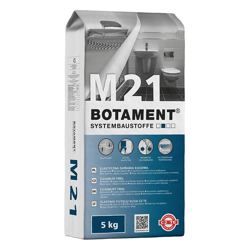 Flexibilní tmel  BOTAMENT  M 21 5 kg