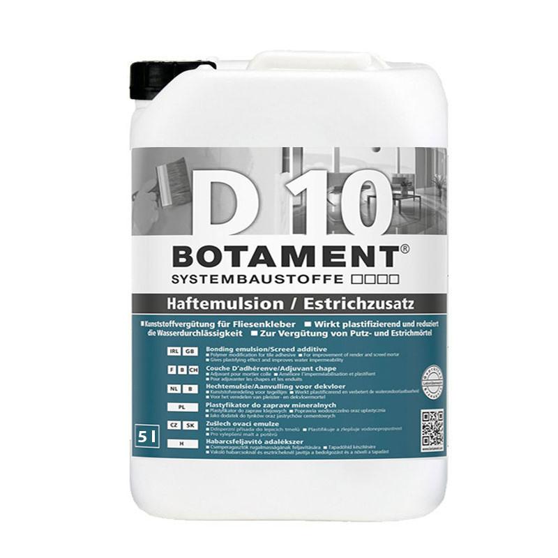 Zušlechťovací emulze BOTAMENT D 10 5 l