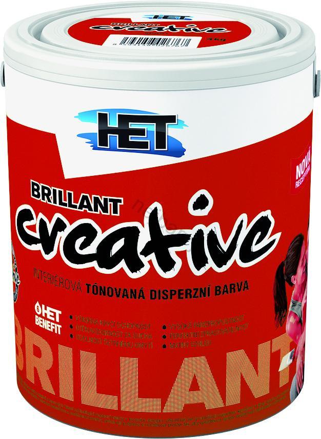 Het Brilliant Creative 4 kg