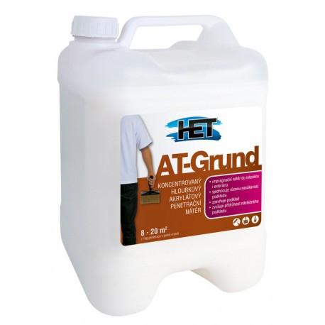 AT-Grund penetrační nátěr koncentrát bezbarvý 5kg