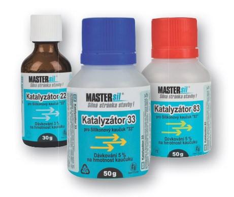 Katalyzátor 22 MASTERsil 50 ml