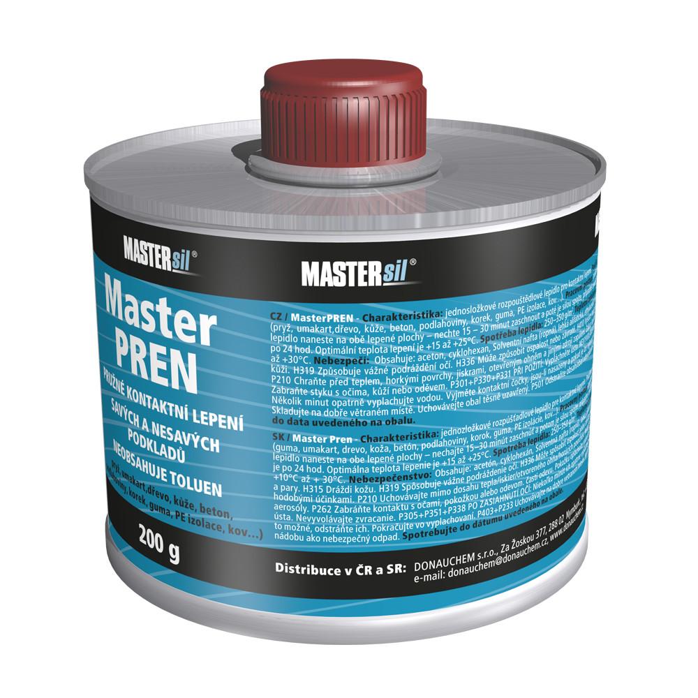 Kontaktní lepidlo masterPREN béžové 200 g
