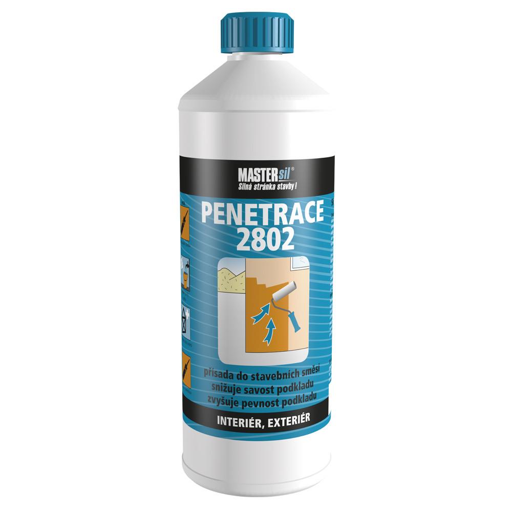 Penetrace 2802 / Přísada do stavebních směsí 1kg