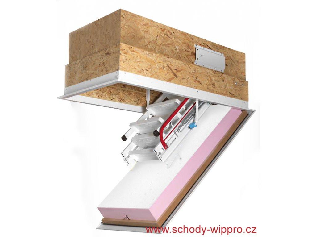 WIPPRO KLIMATEC 160  LUXE 130 x 70 cm