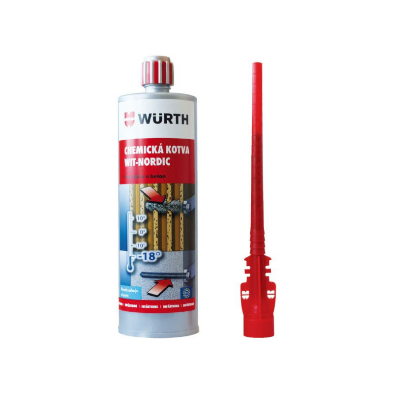 Chemická kotva WIT-NORDIC 420 ml