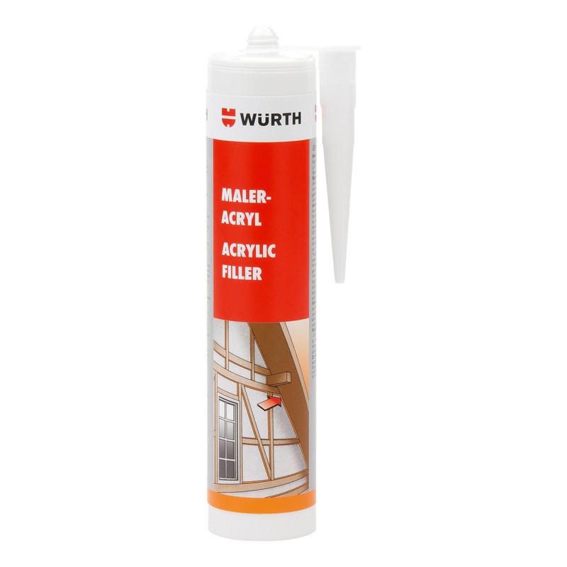 Akryl malířský Würth bílý 310 ml