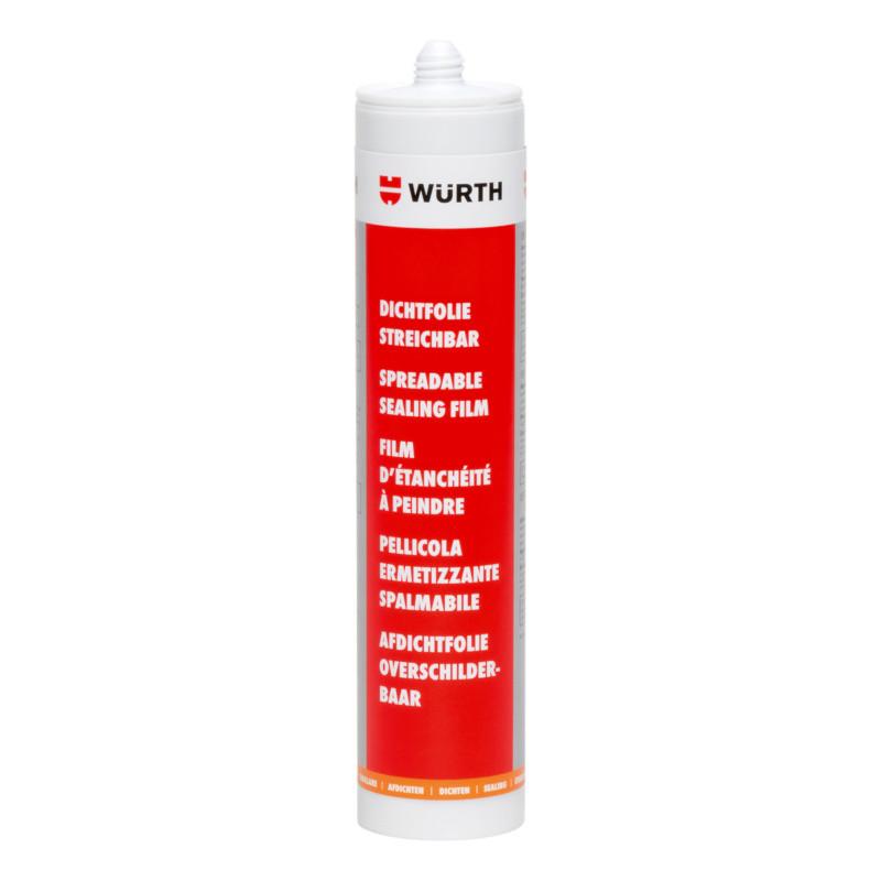 Roztíratelná těsnicí folie Würth 310 ml