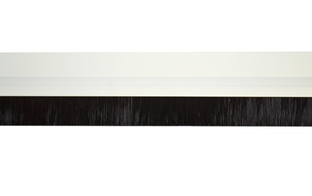 Dveřní těsnící lišta -bílá 98cm